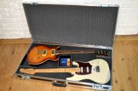 Case na 2 gitary  - Double Guitar Case